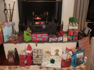 Gifts Waiting to Be Swapped